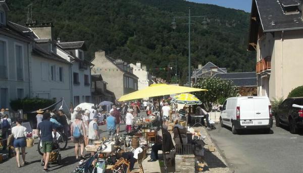 Vide-greniers de Saint-Mamet