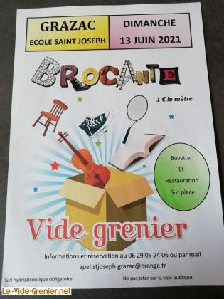 Brocante - Vide-Greniers