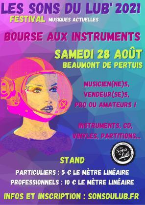 Bourse aux instruments de Beaumont-de-Pertuis