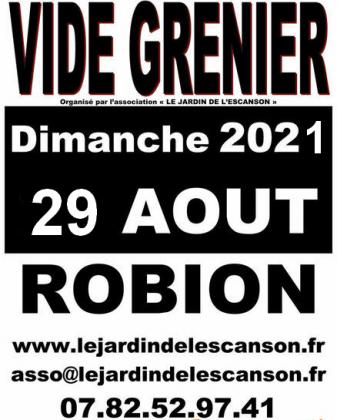 Vide-greniers de Robion