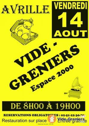 Vide-greniers - Avrillé