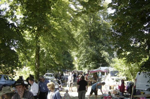 Vide-greniers de Baugé-en-Anjou