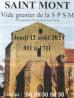 Vide-greniers de Saint-Mont