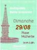 Antiquités - belle brocante de Saint-Maximin-la-Sainte-Baume