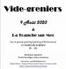 Brocante - Vide-Greniers de La Tranche-sur-Mer