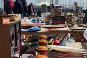 Vide Bateaux, Greniers, Brocante de La Rochelle