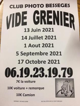 Vide-greniers de Bessèges