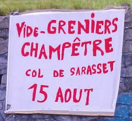Vide-greniers de Gourdon