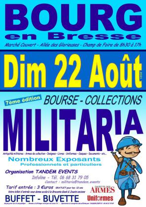 Bourse Militaria de Bourg-en-Bresse