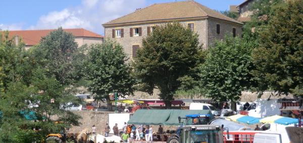 Vide-greniers de Thizy-les-Bourgs