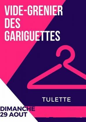 Vide-greniers de Tulette