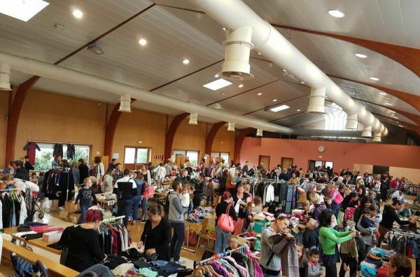 Bourse vêtements ,jouets, puériculture de Muntzenheim
