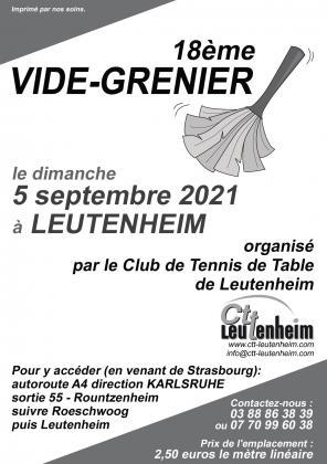 Vide-greniers de Leutenheim