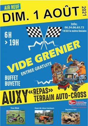 Vide-greniers - Auxy
