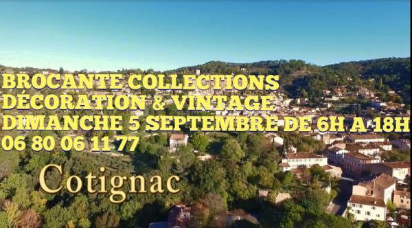Brocante collections décoration