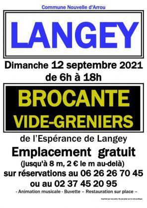 Brocante - Vide-Greniers de Langey