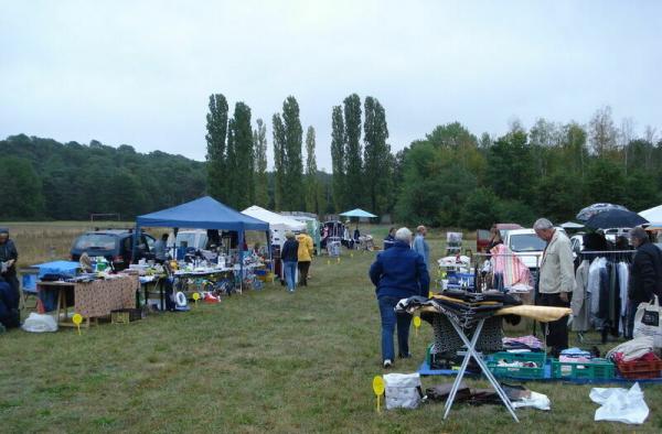 Vide-greniers de Boissy-aux-Cailles