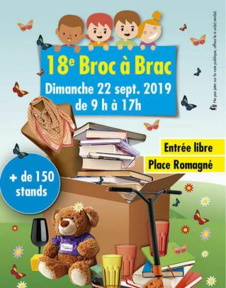 Broc a brac de Conflans-Sainte-Honorine