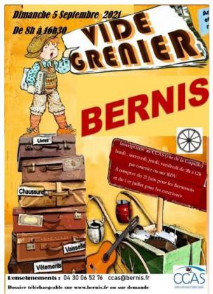 Vide-greniers de Bernis