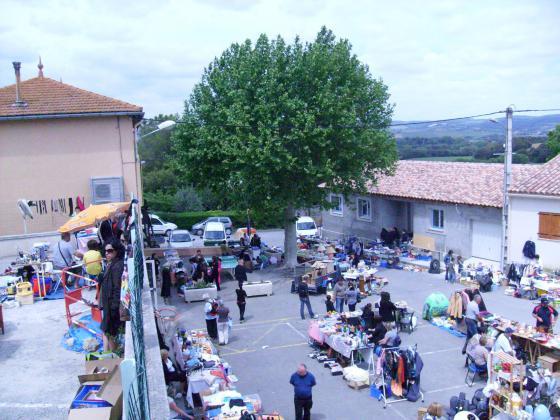 Vide-greniers de Gaja-et-Villedieu