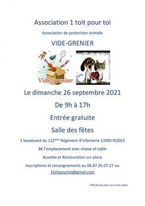 Vide-greniers de Rodez