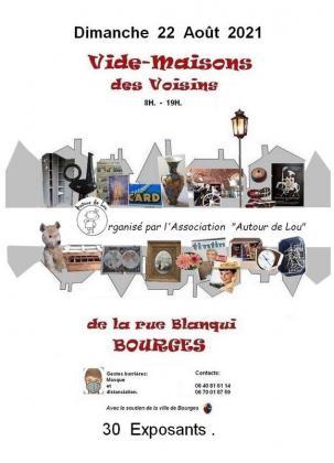 Vide-greniers de Bourges