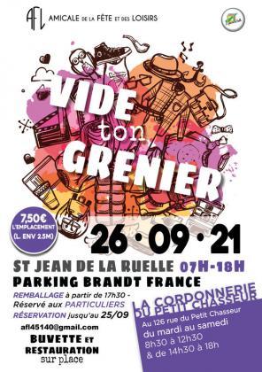 Vide ton grenier de Saint-Jean-de-la-Ruelle