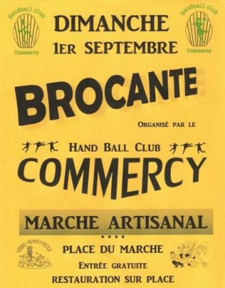 Vide-greniers de Commercy