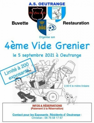 Vide-greniers de Thionville