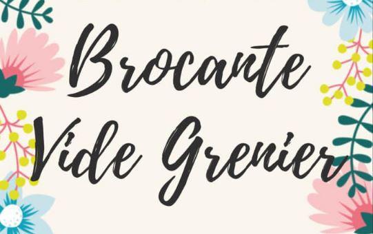 Brocante - Vide-Greniers de Dombasle-en-Argonne