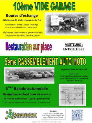 Vide garage de Girmont-Val-d'Ajol