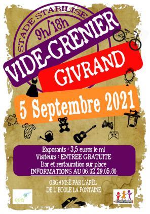 Vide-greniers de Givrand