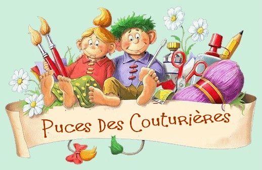 Marché aux couturières et loisirs créatifs de Verdun-sur-Garonne