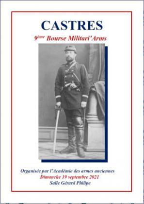 Bourse militari'arms de Castres