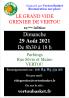 LE GRAND VIDE GRENIER DE VERTOU