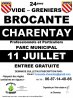 Brocante - Vide-Greniers de Charentay