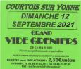 Vide-greniers de Courtois-sur-Yonne