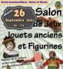 Salon de jeux, jouets anciens et figurines de Gretz-Armainvilliers