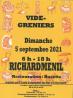 Vide-greniers de Richardménil