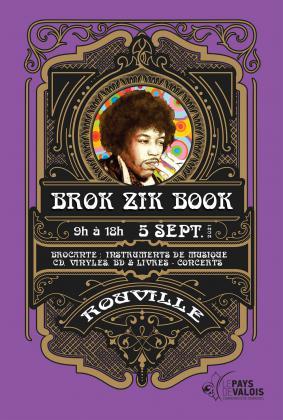 BROK ZIK BOOK