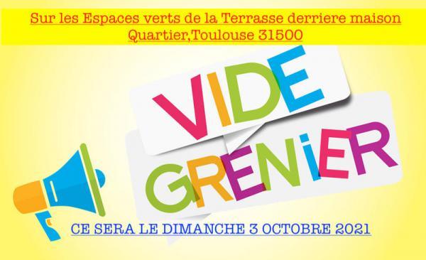 Vide-greniers de Toulouse