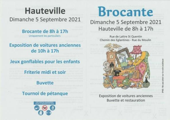 Vide-greniers de Hauteville