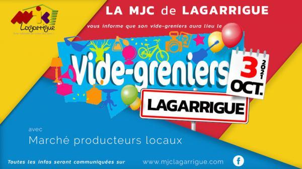 Vide-greniers de Lagarrigue