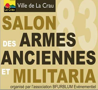 Salon des armes anciennes et militaria de La Crau