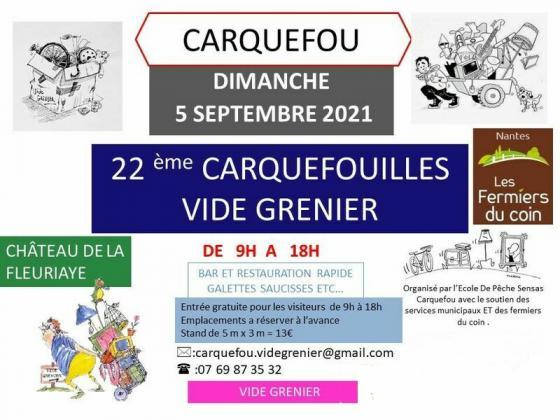 Vide-greniers de Carquefou