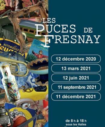 Puces de Fresnay-sur-Sarthe
