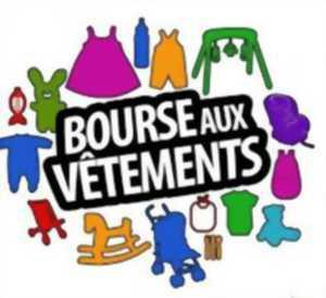 Bourse aux vêtements enfants - adultes - Les Hauts-d'Anjou