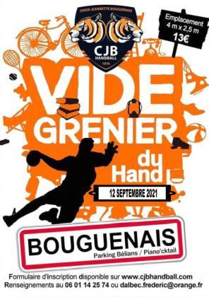 Vide-greniers de Bouguenais