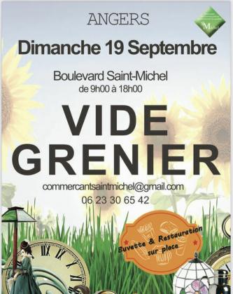 Vide-greniers - Angers
