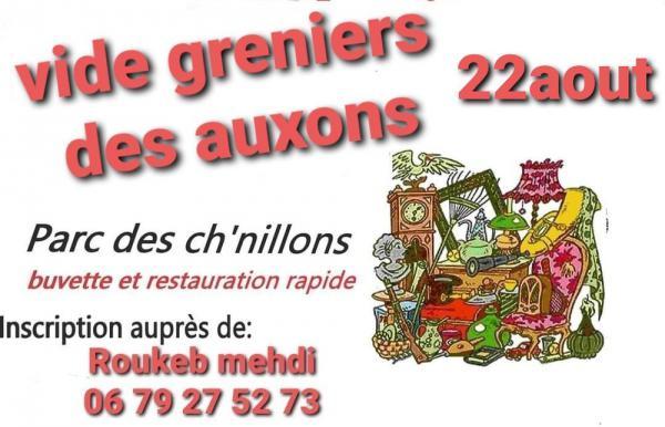 Vide-greniers - Auxon-Dessous